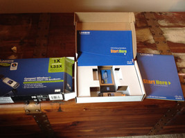 Linksys Compact Wireless G USB Network Adapter with Speed Booster image 1