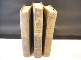 History Philiosophy Vol 1 & 2 His of Spain Vol 2 1842