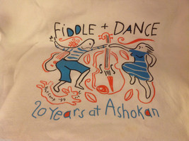 Historical limited production run T shirt commemorating Ashokan camp Farewell