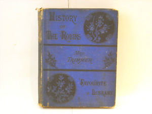History of the Robins Vol III by Trimmer 1880