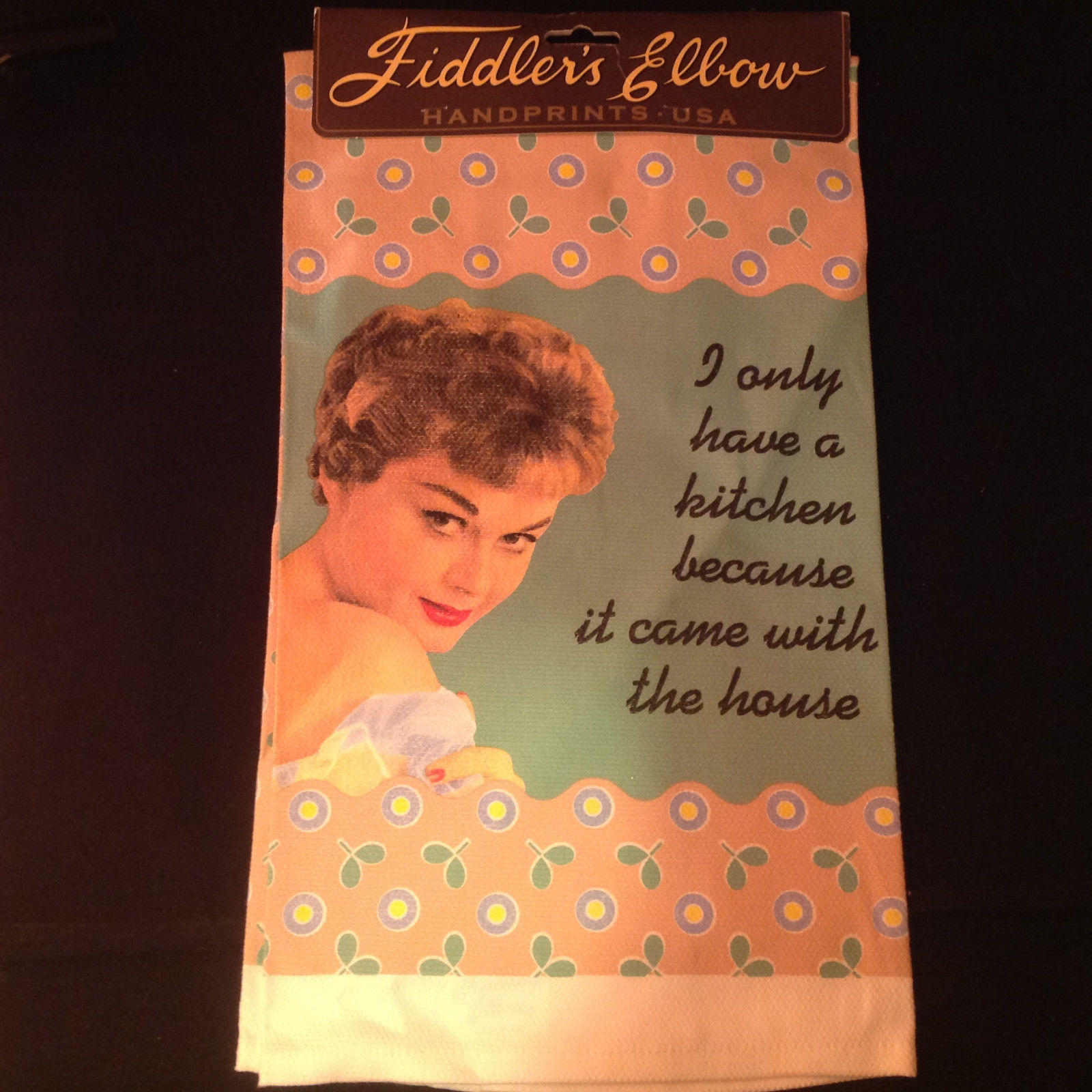 I Only Have A Kitchen Because It Came With The House New Kitchen Towel Absorbent