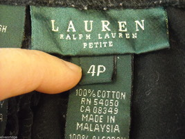 9 pcs Women's Clothing summer Ann Taylor Lauren Khakis Billabong tanks Robbins S image 3