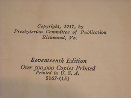 Life and Service Hymns Onward Press 1917 image 7