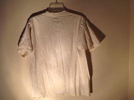 Hard Rock Cafe Logo Graphic Short Sleeve T-Shirt White Green Red Size Large image 5