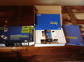 Linksys Compact Wireless G USB Network Adapter with Speed Booster image 2