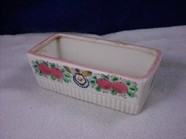 Japanese Hand painted Porcelain Planter - $19.79