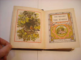 History of the Robins Vol III by Trimmer 1880 image 6