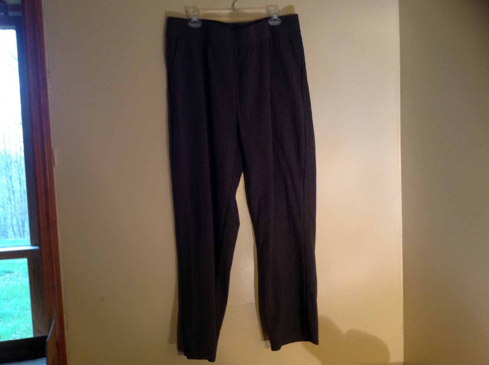Just My Size Dark Gray Sweatpants with Two Pockets Elastic Waistband Size 2X
