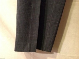 APT 9 Womens Gray Pinstriped Pants, Size 12. image 4