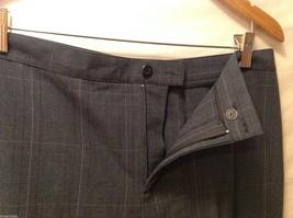 APT 9 Womens Gray Pinstriped Pants, Size 12. image 7