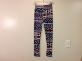 MAD Style Spring Summer Tribal leggings, two color choice image 2