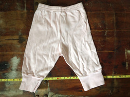 Infant Pink Elastic Waist Pants from Baby Tykes Size 3 to 6 Months image 5
