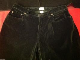 L.L bean  women's black pants  petite size 10