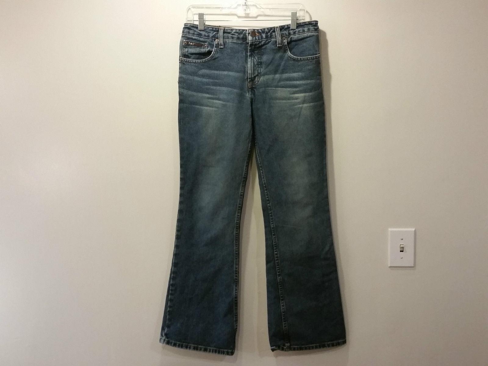 LEI Life Energy Intelligence Blue Jeans 100 Percent Cotton Size 11