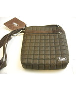 LUG Side Bag Skipper Chocolate Brown - $39.59