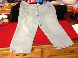 Ladies Light Denim St. John's Bay Jeans Size 24 W