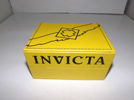 Invicta Water Resistant Lefty Men's Watch with Tachymeter image 2