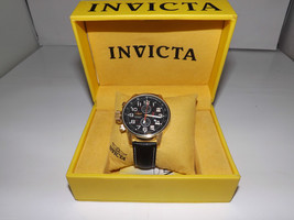 Invicta Water Resistant Lefty Men's Watch with Tachymeter image 3