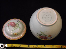Adams Lowestoft Sugar Bowl vintage piece pattern 2087 image 7