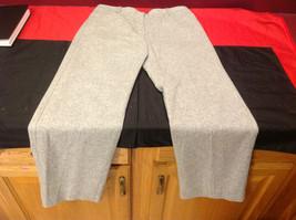 J. Crew Heather Gray Ladies Long Dress Pants Size P10 image 2