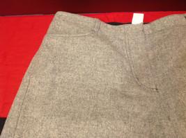 J. Crew Heather Gray Ladies Long Dress Pants Size P10 image 6
