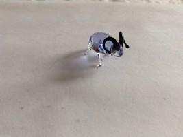 Micro Miniature hand blown glass made USA NIB Blue Ram image 2