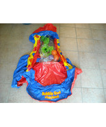 """Large Blow up """"Bubble Gum Playland"""" By Moose Mountain Toymakers - $138.59"""