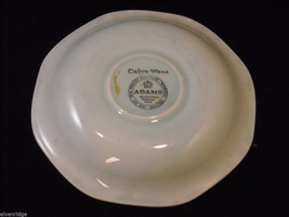 Adams modern issue  Lowestoft  tea cups  saucers CalyxWare Ironstone image 8