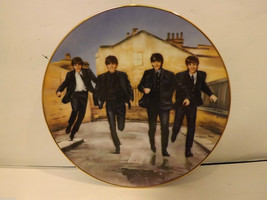 Mint Delphi Beatles Plate Hard Day's Night Issue three collectible
