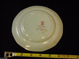 Adams original issue  Lowestoft  small bread plates CalyxWare Ironstone image 5