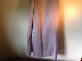 Jessica McClintock Bridal Lavender Gown Millennium 2000 Made in USA Size 16 image 3