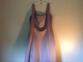 Jessica McClintock Bridal Lavender Gown Millennium 2000 Made in USA Size 16 image 2