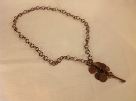 Jewelry designer Kathryn Colson necklace copper key steampunk from elfworkslane image 2