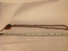 Jewelry designer Kathryn Colson necklace copper key steampunk from elfworkslane image 6