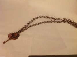 Jewelry designer Kathryn Colson necklace copper key steampunk from elfworkslane image 5
