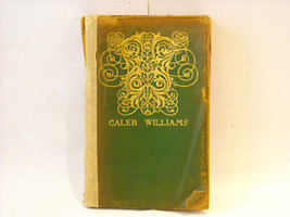 Leather Bound Caleb Williams 1919 William Godwin