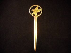 Letter Opener With Brass Eagle top