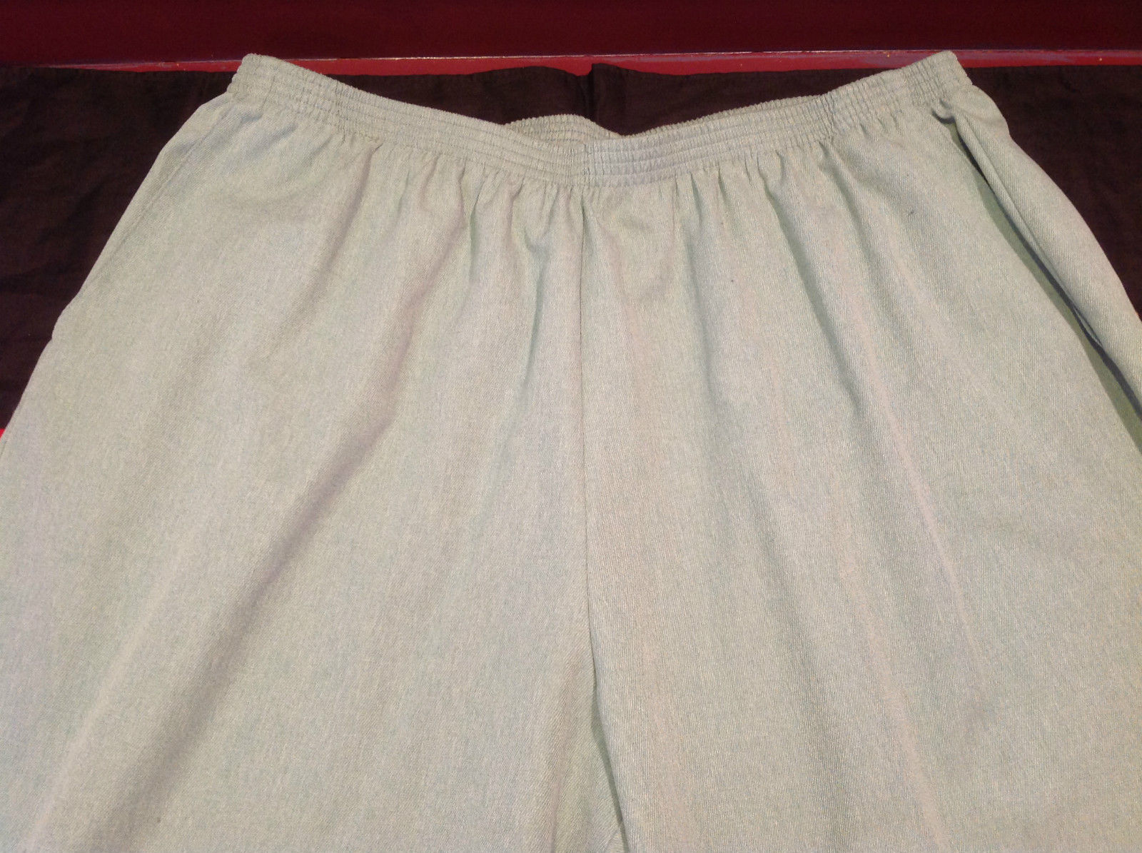 Light Blue Alfred Dunner Ladies Long Pants Size 24W