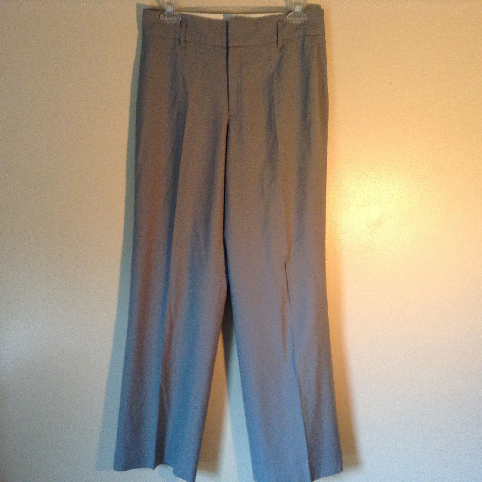 Light Blue Dress Pants with Belt Loops by Banana Republic Stretch Size 6