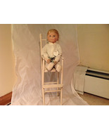 Nell Doll by Martha Chase with Perfect Size Highchair for Nell 15 Inches... - $1,485.00