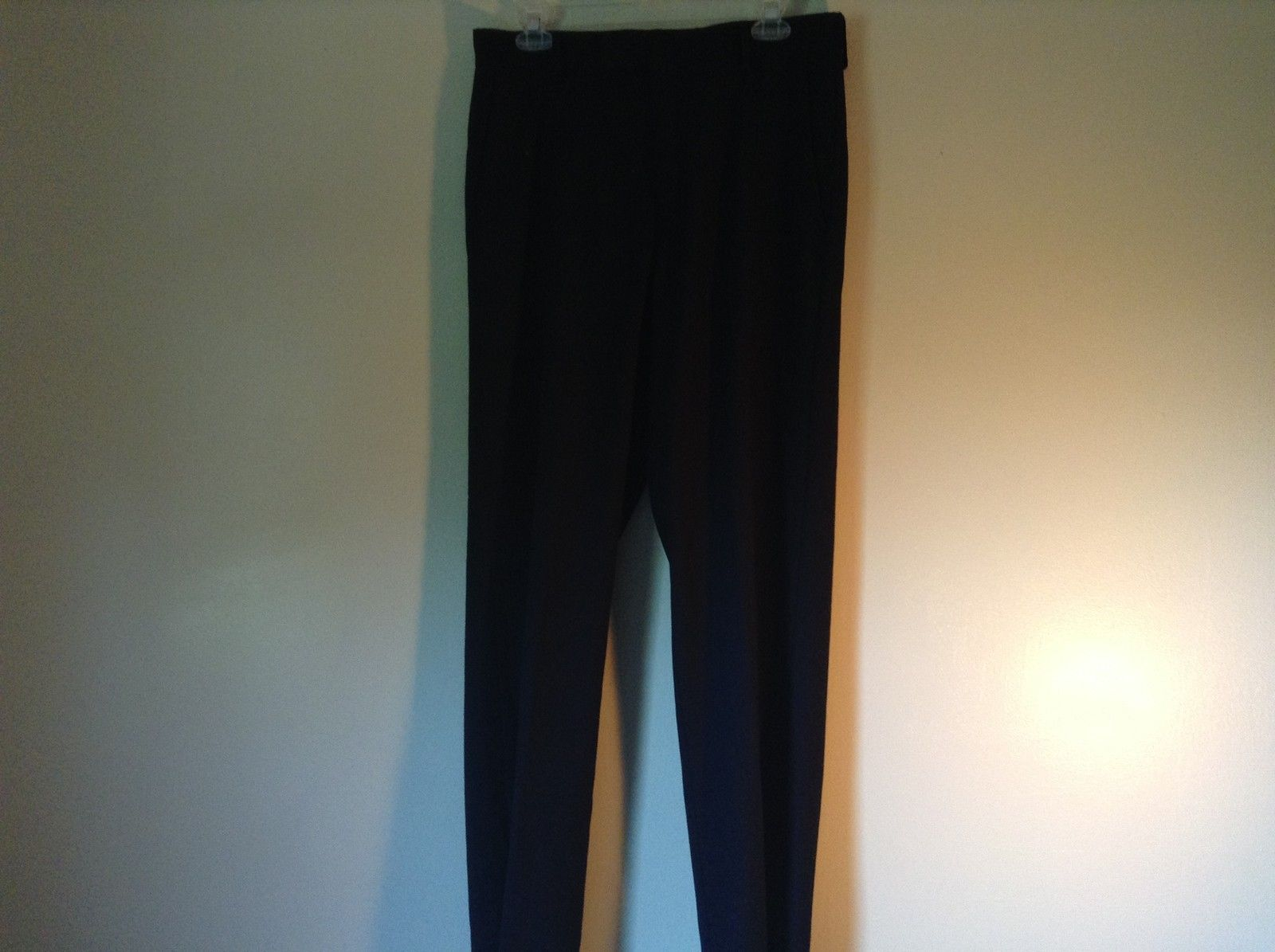 Navy Blue Kenneth Cole Reaction Pleated Dress Pants  Size 32 by 34