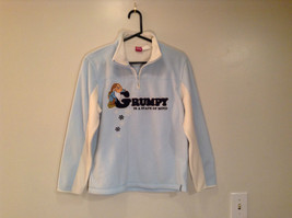 Light Blue with White Trim Grumpy on Front Disney Sweatshirt Size Small ... - $39.99
