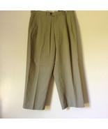 Light Brown Dress Pants by Chaps Ralph Lauren 100 Percent Wool Size 34 - $44.54