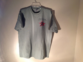 Light Green Jerzees Short Sleeve Graphic T-Shirt Sponsor USMA 5K 10K Size Large - $39.99