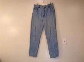 Light Wash Denim Jeans Size 16 Tall Lands End 100 Percent Cotton