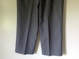 Alfred Dunner Light Gray Dress Pants Elastic Waistband Size 10 image 7