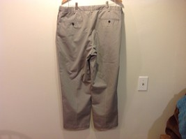 Lands End Men's Gray Dress Slacks Traditional Fit image 2