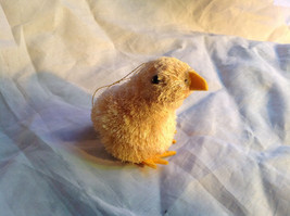 Palm Fiber Baby Chick Brush Animal Eco Fiber Sustainable Ornament image 1