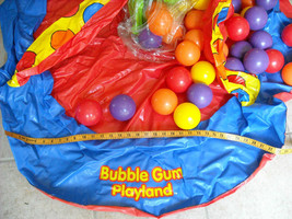 """Large Blow up """"Bubble Gum Playland"""" By Moose Mountain Toymakers image 8"""