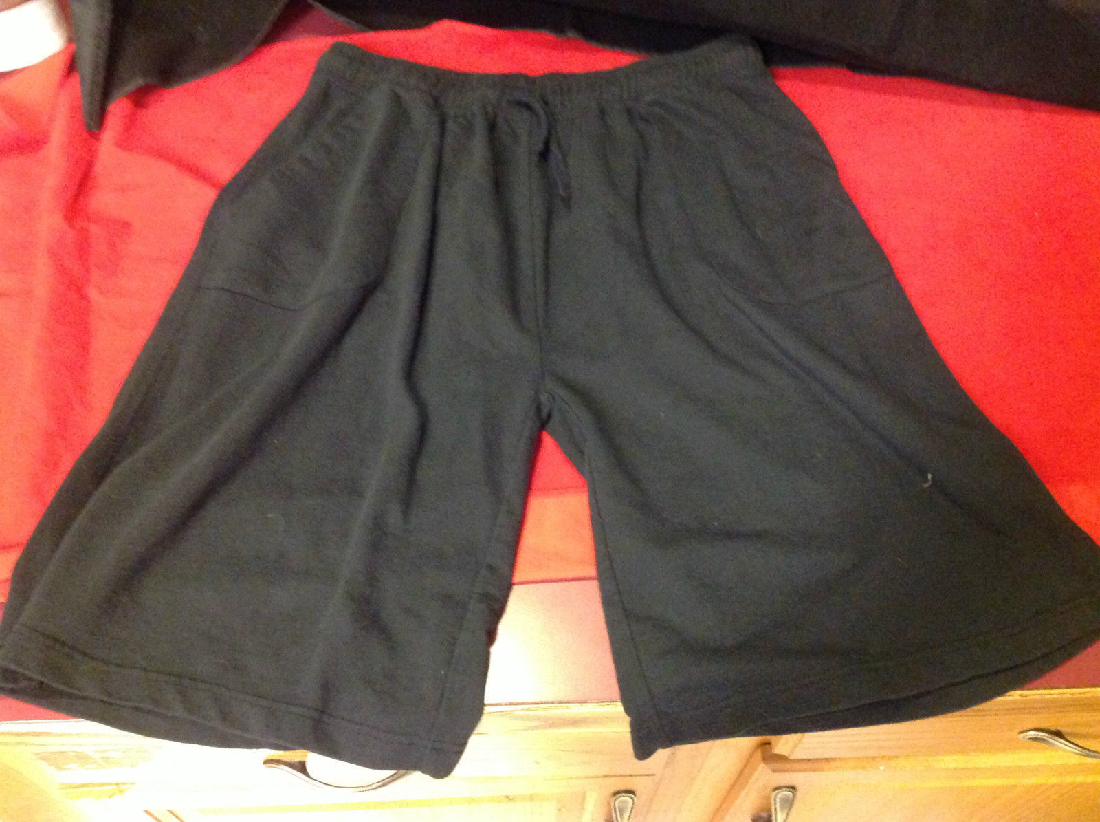 Peartree Point Bay Limited Ladies Black Shorts Size XL